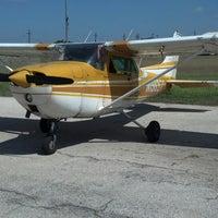 Photo taken at Corpus Christi School of Aviation by Nicholas A. on 8/9/2013