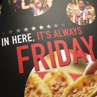 Photo taken at T.G.I. Friday's by Jesús M. on 6/4/2013