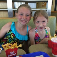 Photo taken at Wendy's by Joshua W. on 6/17/2014