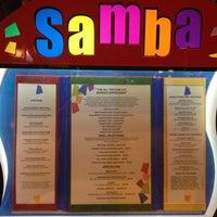 Photo taken at Samba Brazilian Steakhouse by Joshua W. on 3/16/2013