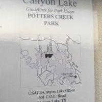 Photo taken at Potter's Creek Park by Joshua W. on 7/1/2017