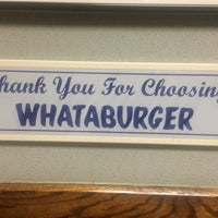 Photo taken at Whataburger by Joshua W. on 4/4/2016