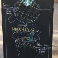 Photo taken at Starbucks by Joshua W. on 3/11/2017