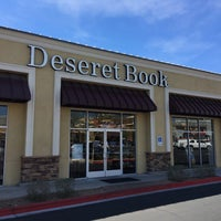 Photo taken at deseret book by Joshua W. on 3/13/2017