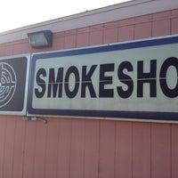 Photo taken at Lone Butte Smoke Shop by T. Robert K. on 2/8/2013