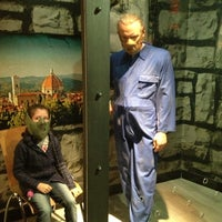 Photo taken at Madame Tussauds by Lola R. on 5/20/2013