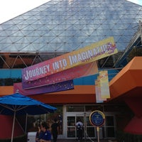 Photo taken at Journey Into Imagination With Figment by Ian S. on 1/8/2013