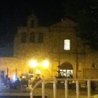 Photo taken at Plaza De Armas by Emilio A. on 3/31/2013