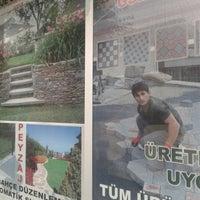 Photo taken at 5K Beton ve Peyzaj by Yağmur Ü. on 9/27/2013