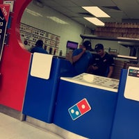 Photo taken at Domino's Pizza by MahaweyAs on 3/15/2017