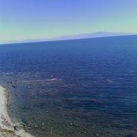 Photo taken at Karataş sahil gözetleme radar karakol Komutanlığı by ümit K. on 10/8/2013