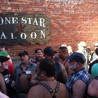 Photo taken at Lone Star Saloon by Andrew W. on 9/29/2013