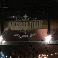 Photo taken at Bier Boutique by Joshua C. on 6/25/2017