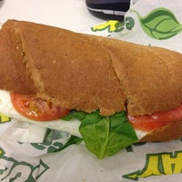 Photo taken at SUBWAY by Shawn S. on 6/4/2013