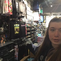 Photo taken at Hot Topic by Shawn S. on 12/6/2014