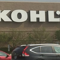 Photo taken at Kohl's by Shawn S. on 8/30/2015