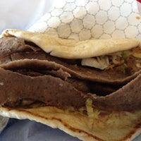 Photo taken at Ahmo's Gyros & Deli by Shawn S. on 11/15/2012