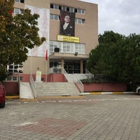 Photo taken at Behiye - Dr. Nevhiz Işıl Anadolu Lisesi by Serkan T. on 11/11/2017