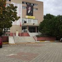 Photo taken at Behiye - Dr. Nevhiz Işıl Anadolu Lisesi by Serkan T. on 12/10/2017
