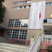 Photo taken at Behiye - Dr. Nevhiz Işıl Anadolu Lisesi by Serkan T. on 10/14/2017