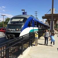 Photo taken at Escondido Transit Center by Matt H. on 3/13/2014