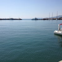 Photo taken at Λιμανι Ν.Σκιωνης by Galatea K. on 8/8/2013