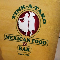 Photo taken at Tink-a-Tako by Dave S. on 4/10/2014