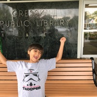 Photo taken at Creskill Public Library by Katie R. on 9/1/2016