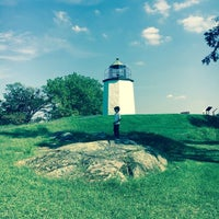 Photo taken at Stony Point Battlefield and Lighthouse by Katie R. on 8/28/2016