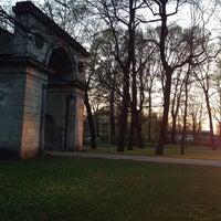 Photo taken at Triumfa arka | Aleksandra vārti by anna_e_k on 4/22/2014