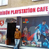 Photo taken at tribün playstation by Orhan G. on 4/18/2013