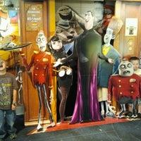 Photo taken at Galaxy Cinemas Lethbridge by Caleb F. on 9/28/2012