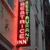 Das Foto wurde bei The Beatrice Inn von Breken E. am 4/18/2013 aufgenommen