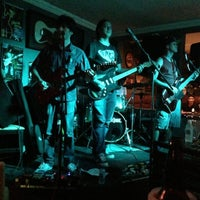 Photo taken at Old School Rock Bar by Mark A. on 5/9/2013
