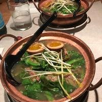Photo prise au Little Tong Noodle Shop par Ying D. le10/7/2018