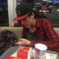 Photo taken at McDonald's by Andres O. on 4/26/2013