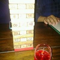 Photo taken at El Jardín Secreto - Lounge Bar by Vanessa R. on 5/25/2013