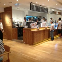 Photo taken at Café & Meal MUJI by Kevin P. on 6/16/2013