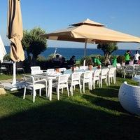 Photo taken at Batı Panorama Cafe-Restaurant by Ozan Brn on 7/7/2014