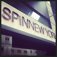 Photo taken at SPiN New York by Jason V. on 3/17/2013