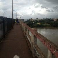 Photo taken at Puente Internacional de la Amistad by Joana H. on 6/29/2013