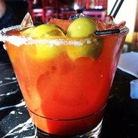 Photo taken at Q Restaurant & Sports Bar by Jen P. on 12/15/2013