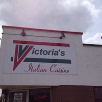 Photo taken at Victoria's by Bonnie B. on 5/14/2014