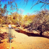 Photo taken at Papago Disc Golf by Wesley F. on 2/16/2013