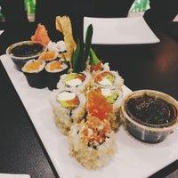 Photo taken at Tatami Sushi by Allermanger on 11/12/2014