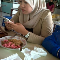 Photo taken at Hans cafe unimed by Citra A. on 4/11/2013