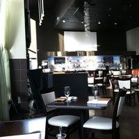 Photo taken at PNK Restaurant & Ultra Lounge by Karen J. on 12/30/2012