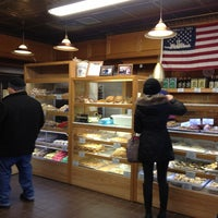 Photo taken at Madonia Bakery by Sun Y. on 2/18/2013