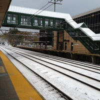Photo taken at Metro North - Greenwich Station by Sun Y. on 11/8/2012