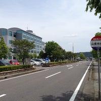 Photo taken at 山県市役所 by taku on 5/6/2015